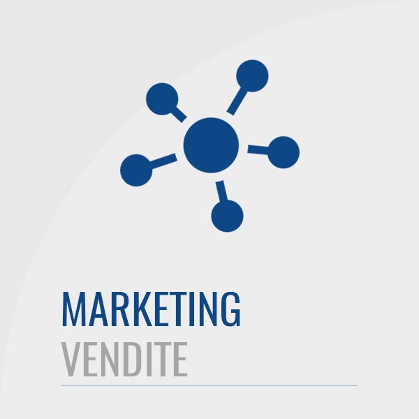 MARKETING VENDITE