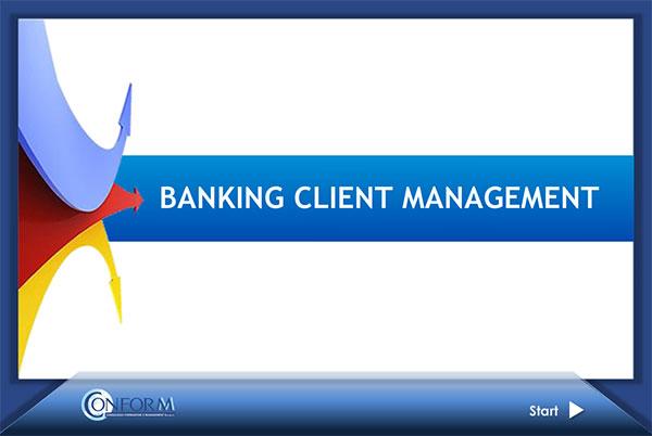 Banking Client Management Conform