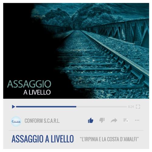 ASSAGGIO A LIVELLO: L'IRPINIA E LA COSTA D'AMALFI