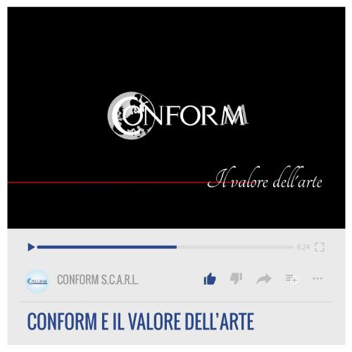 CONFORM E IL VALORE DELL'ARTE