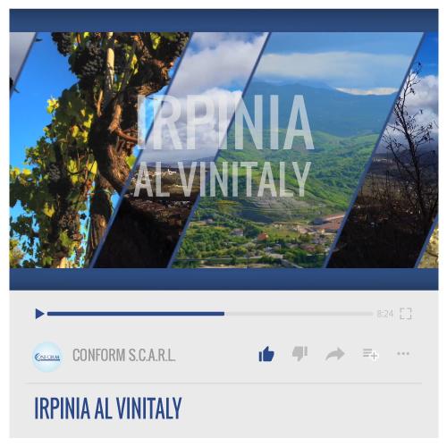 L'IRPINIA AL VINITALY
