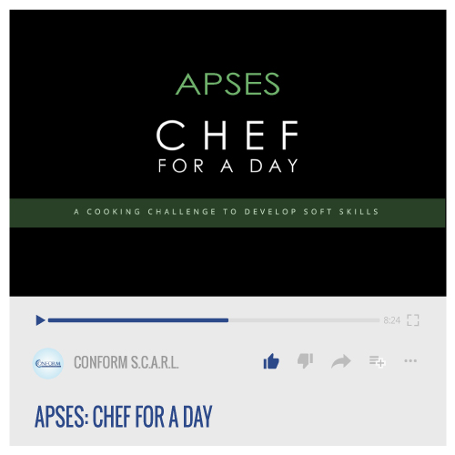 APSES – CHEF FOR A DAY