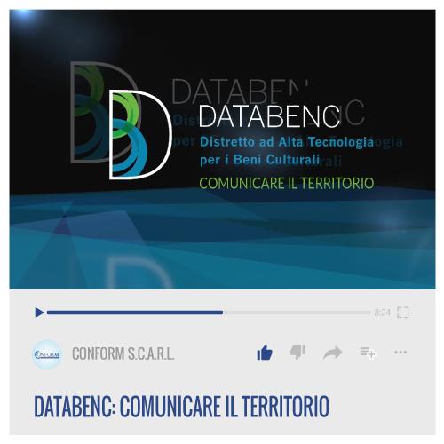 DATABENC – COMUNICARE IL TERRITORIO