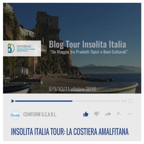 INSOLITA ITALIA – COSTIERA AMALFITANA