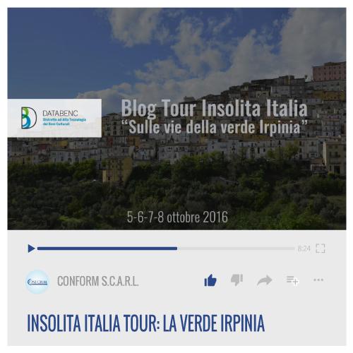 INSOLITA ITALIA – LA VERDE IRPINIA