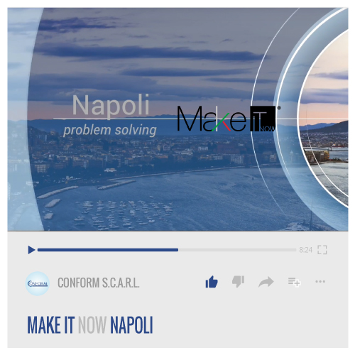 MAKE IT NOW NAPOLI