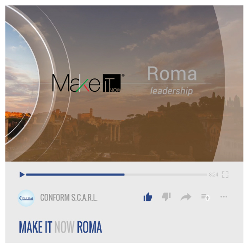 MAKE IT NOW ROMA