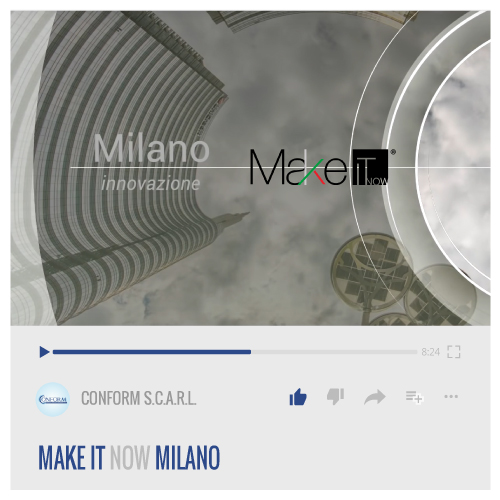 MAKE IT NOW MILANO