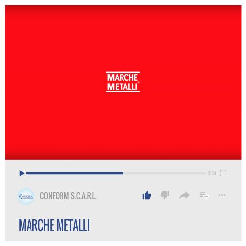 MARCHE METALLI
