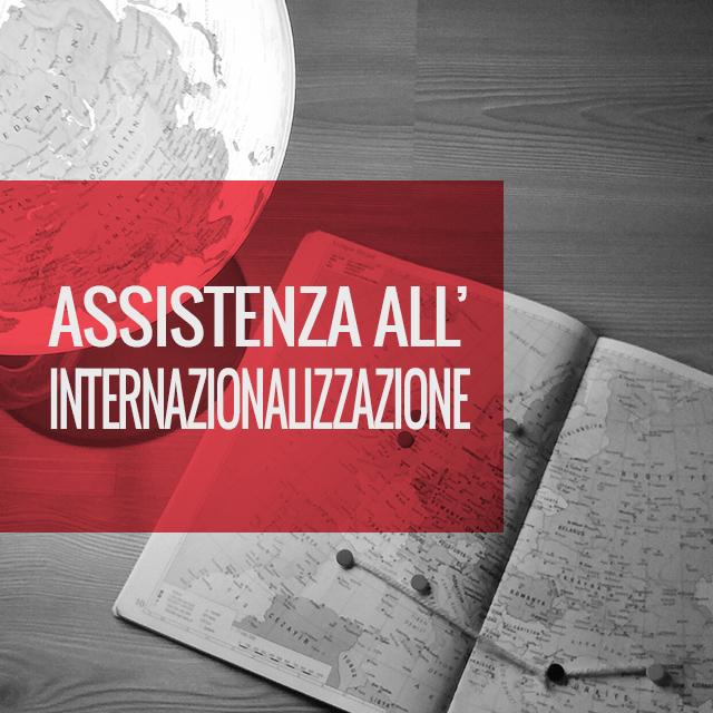 assistenza alla internazionalizzazione