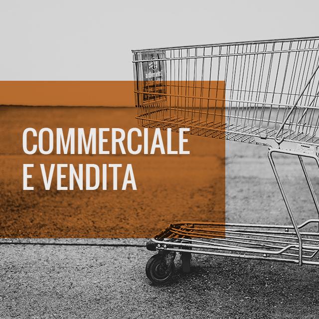 Commerciale e vendita