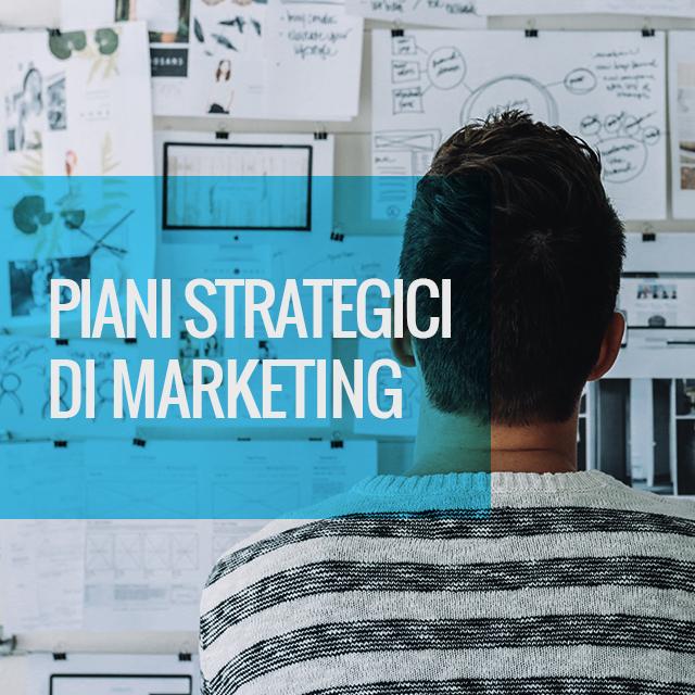piani strategici di marketing