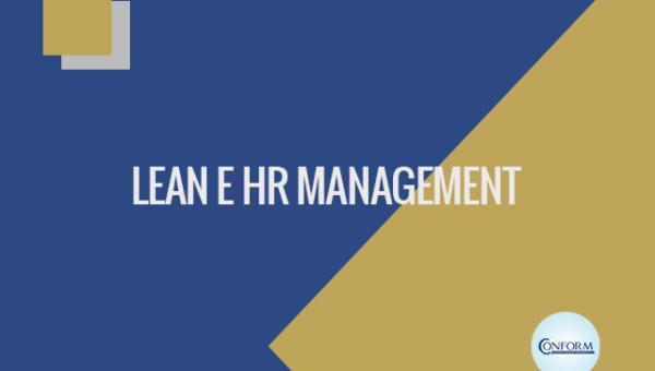 LEAN E HR MANAGEMENT