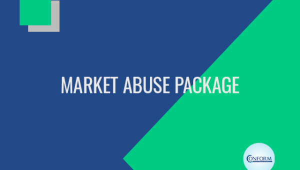 MARKET ABUSE PACKAGE