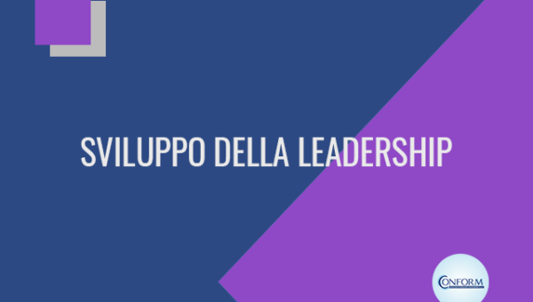 SVILUPPO DELLA LEADERSHIP